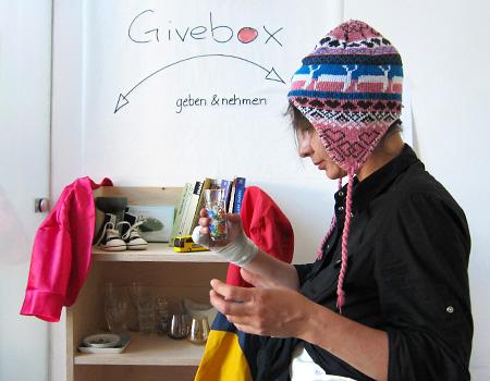 Borsig11 Givebox