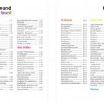 Inhaltsverzeichnis Rezepte