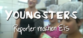 YOUNGSTERS clip: Reporter machen Eis