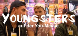 YOUNGSTERS clip: Reporter auf der YOU-Messe