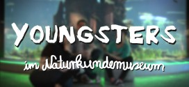 YOUNGSTERS clip: Reporter im Naturkundemuseum