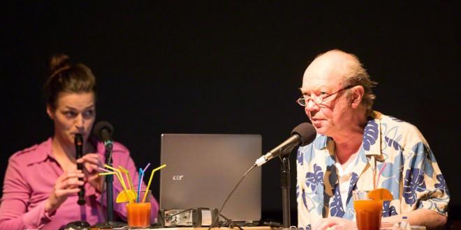 Eli Pleß und Rolf Dennemann. Foto: Guntram Walter