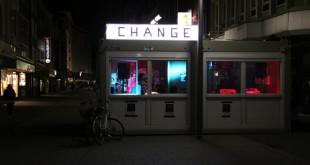 Schwarzbank Oberhausen. Foto: geheimagentur