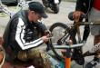 Fahrradwerkstatt. Foto: Borsig11