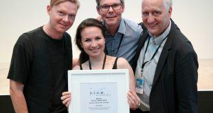 N.I.C.E. award 2016: Borsig11 und Charles Landry