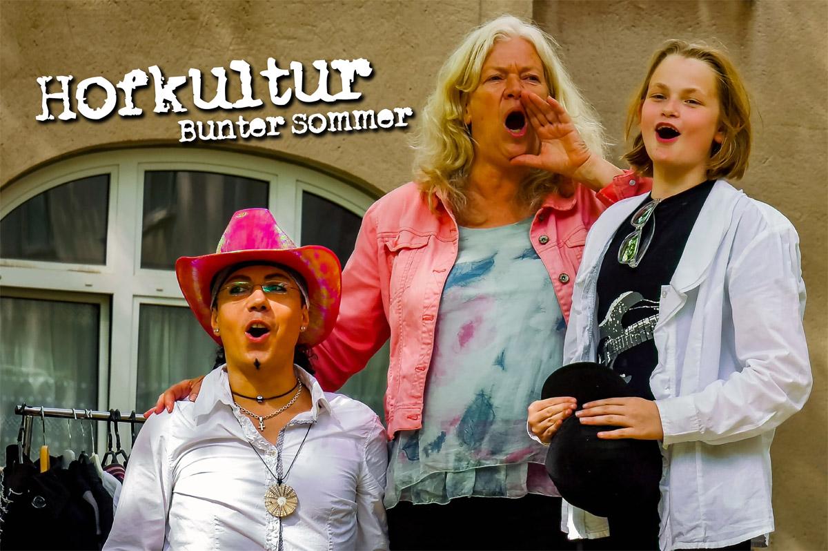Hofkultur Bunter Sommer
